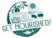 Get Nourished! | Lake Oswego, OR Logo